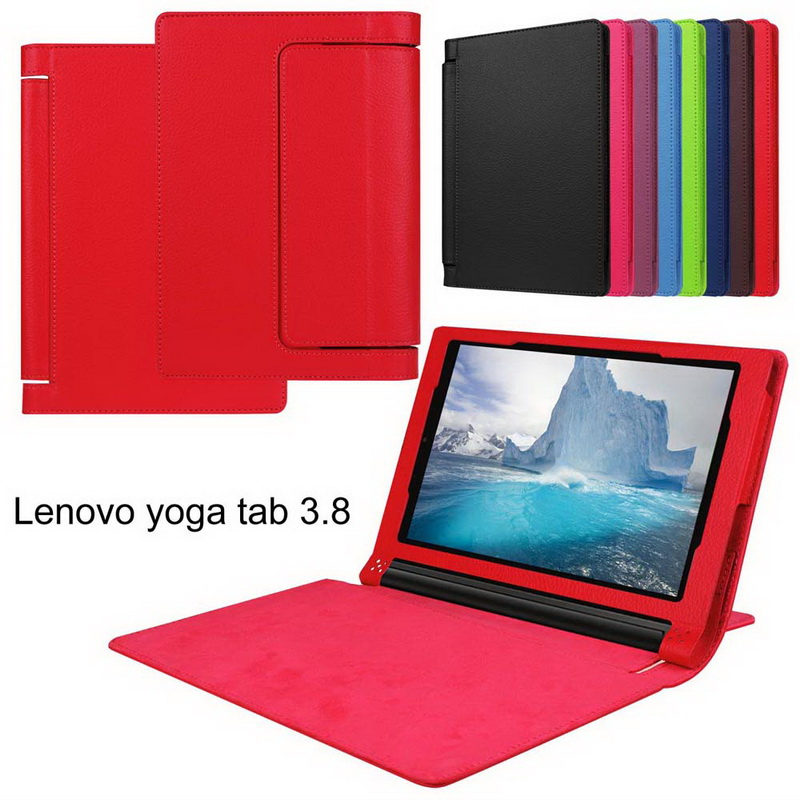 the latest 4287a 7782d US $7.99 |Luxury Case for Lenovo yoga tab 3 8 Cover,Flip PU Leather Smart  Cover for Lenovo yoga tab 3 YT3 850F 8350L 850M 8.0