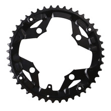 44T m590 m430 Folding Bike MTB Bicycle Chain Ring Chainring For Crankset Mountain bike Wheel