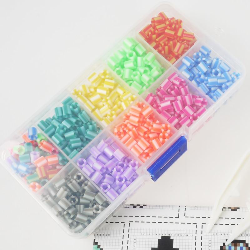 Hama / Perler / Osigurač / Željezo / Zajedno / Zrna za vrata Fun 3D - Igre i zagonetke - Foto 2