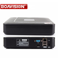 H 264 8ch Mini NVR Cctv Network Digital Video Recorder 1080P 8 Channel Support 3G WIFI