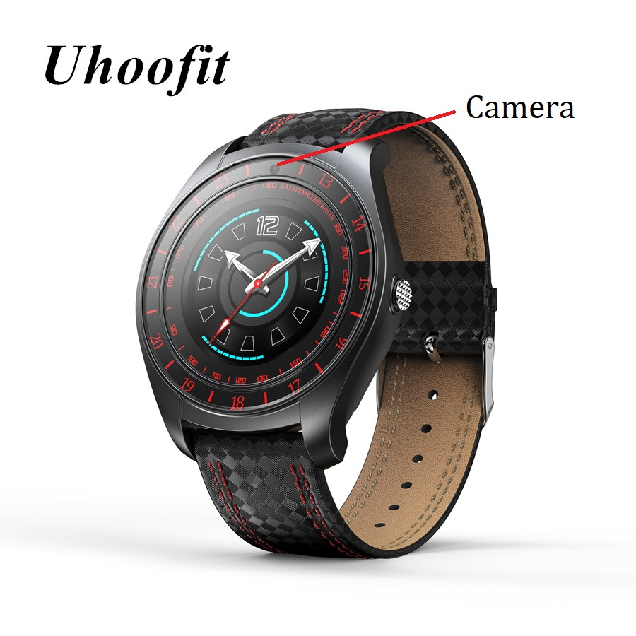2018 New Arrival Smart Watch V10 Support Sim Card Camera Bluetooth Smartwatch Heart Rate Step Wristwatch for Android