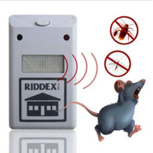 Magical Useful Ultrasonic Electronic Anti Mosquito Pest Bug Insect Mice Cockroach Repeller Reject In Home