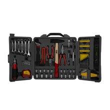 Набор инструментов Sturm! 1310-01-TS3 (173 предмета, универсальный набор, молоток, плоскогубцы, отвертки, биты, комбинированные ключи и др.)
