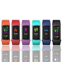 Smart bracelet watch men fitness tracker women blood pressure blood oxygen heart rate step counter smart health band waterproof