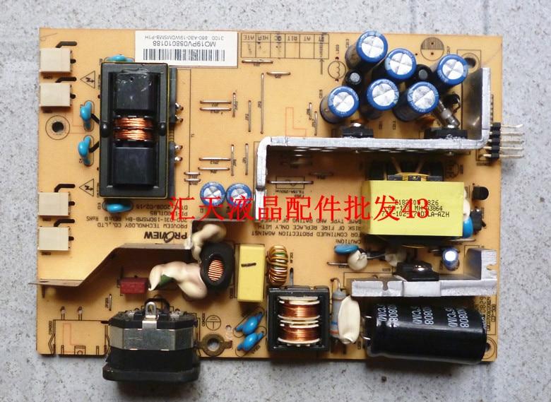 Free Shipping> 900W WG94K power board 200-031-190MSMB-BH PI190DTLB5.-Original 100% Tested Working free shipping lxm l17ch power board pi 170dtla 200 001 170dtla ah disassemble board original 100% tested working