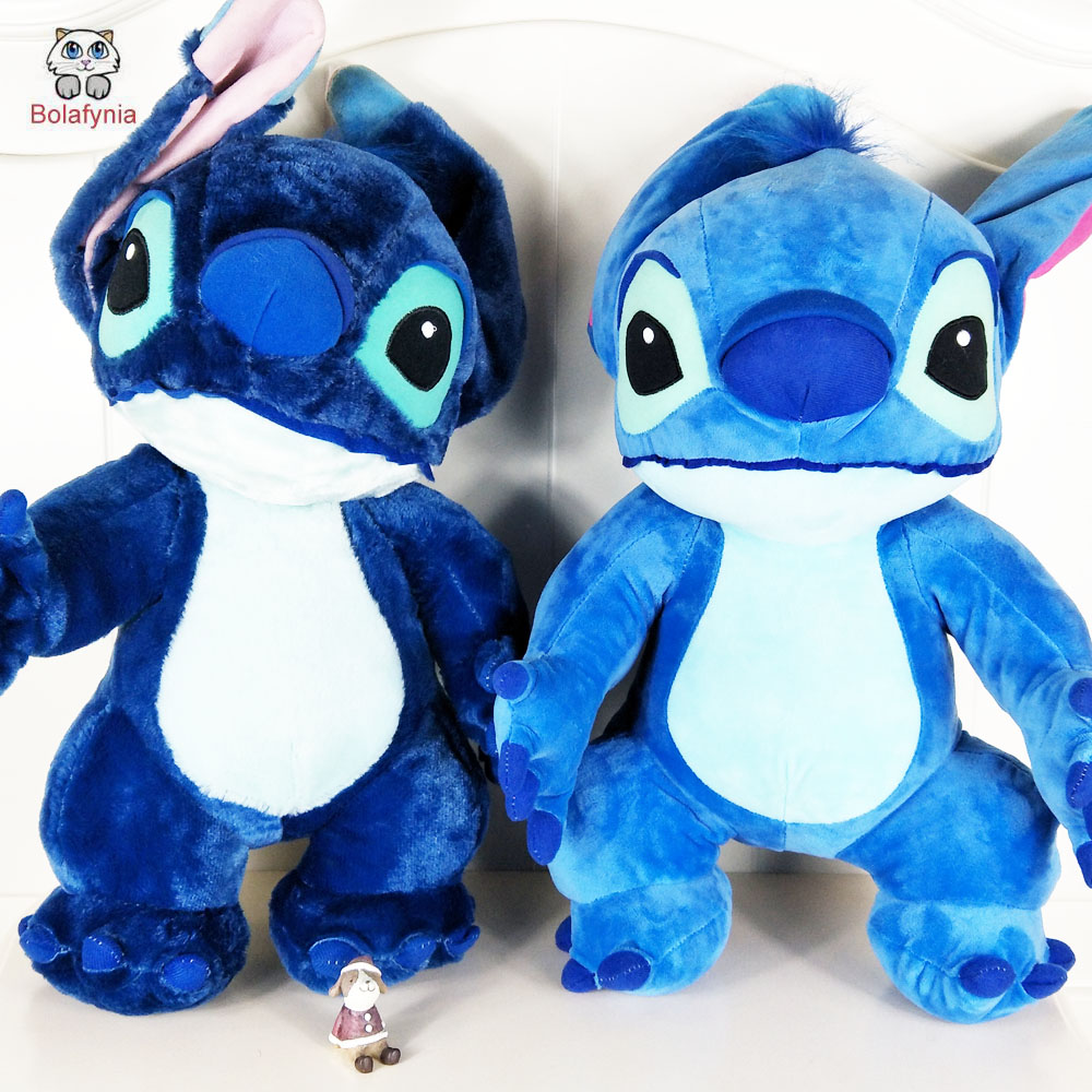 BOLAFYNIA New Style arrive STITCH Children Stuffed Toy kids doll plush toy baby toys birthday gift 60cm new style arrive stitch children stuffed toy kids doll plush toy baby toys birthday gift 60cm