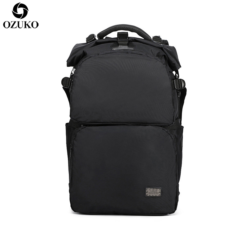 Multifunction USB Charging Men Backpack 14 17 Laptop Backpack Waterproof School Bags For Teenager Fashion Male
