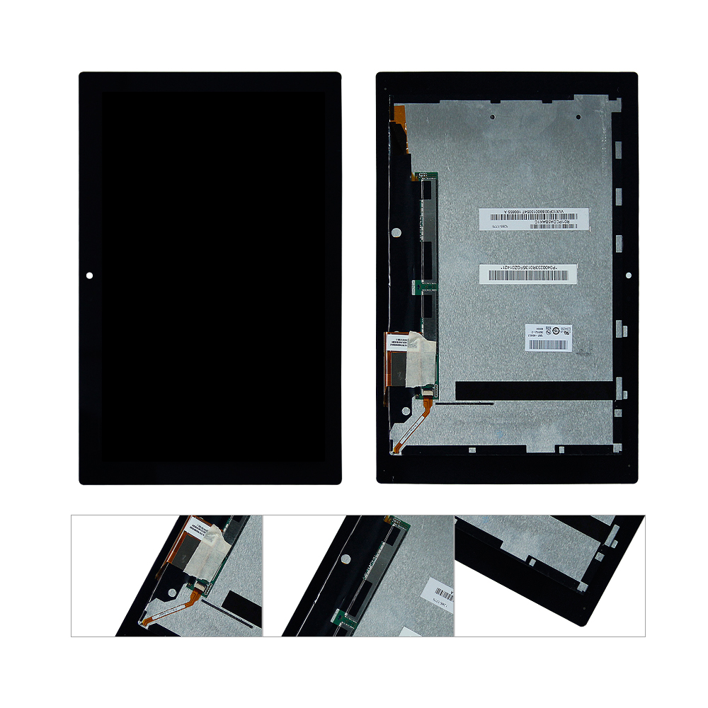 For Sony Xperia Tablet Z 10.1 SGP311 SGP312 SGP321 LCD screen display with touch screen digitizer Glass Replacement цена