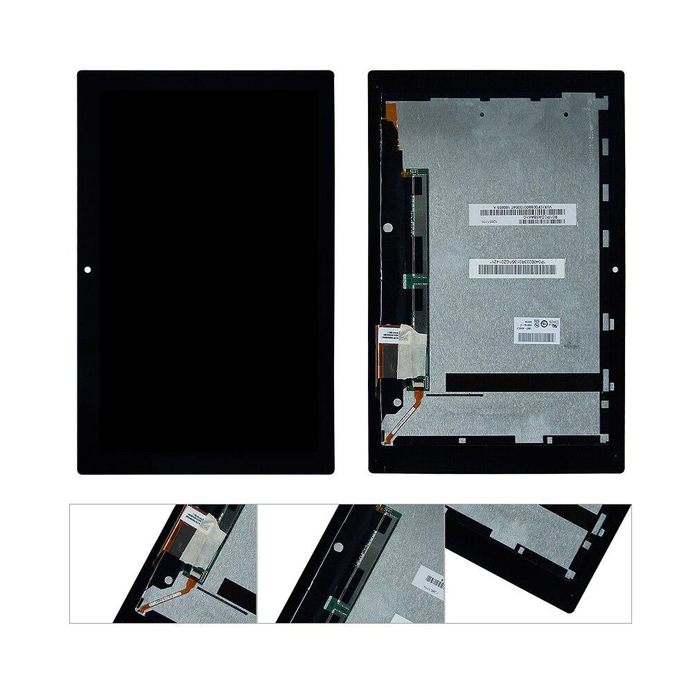 Pour Sony Xperia Tablet Z 10.1 SGP311 SGP312 SGP321 LCD screen display avec écran tactile digitizer Remplacement de Verre