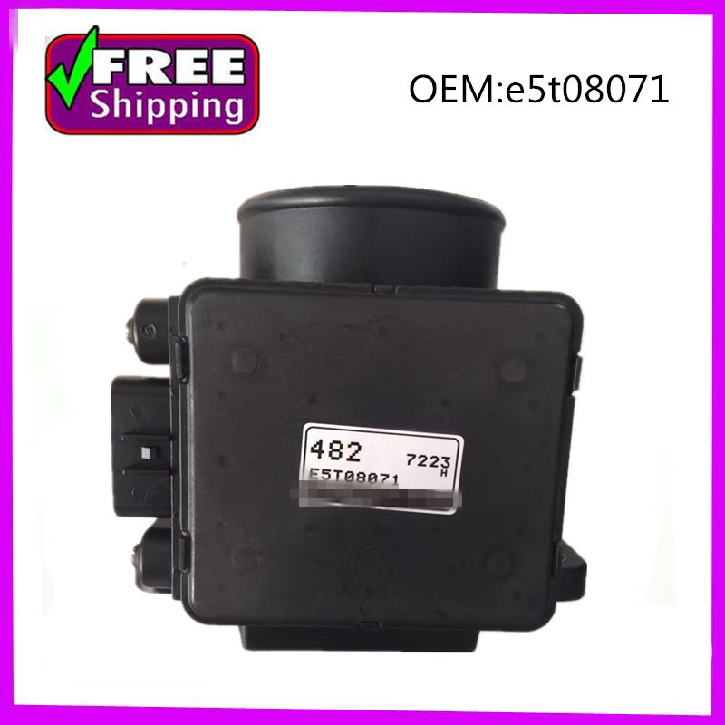 High Mass Air Flow Meter Sensor E5t08071 MD336482 E5T08071 For Mitsubishi Pajero Montero Challenger Galant 1996-2006