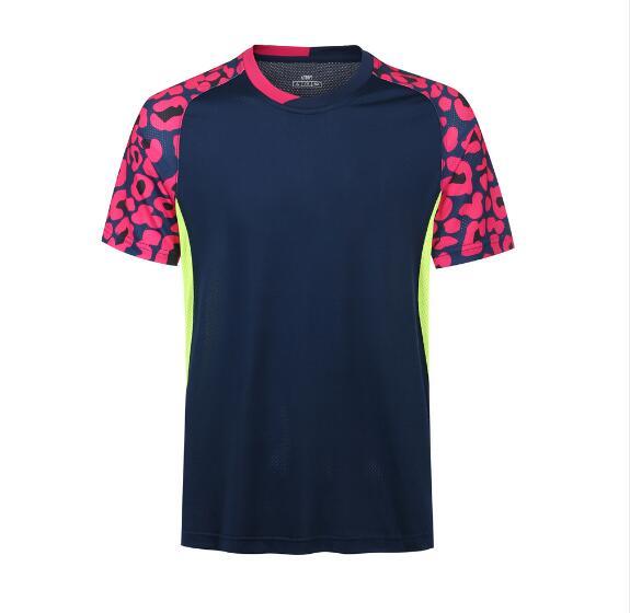 Новый Для мужчин/Для женщин бадминтон рубашка, Спортивный Бадминтон футболка, Настольный теннис Майки рубашка, Теннис спортивная рубашка П...