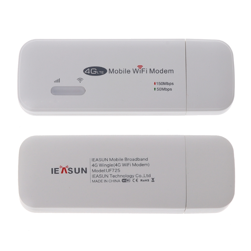 4G LTE FDD Router Wifi 150 Mbps Mobile Hotspot Wifi módem 3G 4G Router