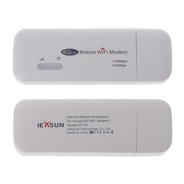 4G LTE FDD Wifi роутер 150 Мбит/с Мобильная точка доступа Wifi модем разблокирован 3G/4G маршрутизатор