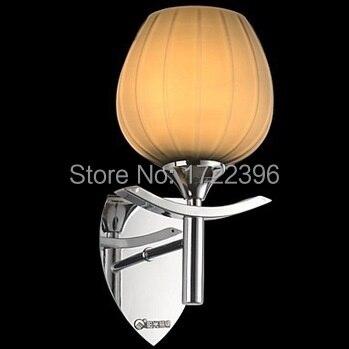 Ткань, stelle покрытие современные настенные светильники светодиодные Лампы для мотоциклов с 1 света для Спальня дома Освещение, бра Бесплатна...