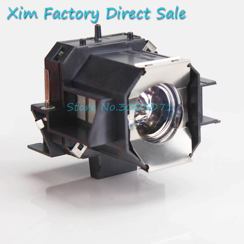 Free Shipping ELPLP39 / V13H010L39 Projector Lamp With Housing For Epson EMP TW1000 / EMP TW2000 / EMP TW700 / EMP TW980