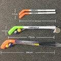 4 unids/set niños niño invierno Hockey Stick herramientas de entrenamiento plástico 2 xSticks 2 xBall juguete deportes menos 10 años 062202