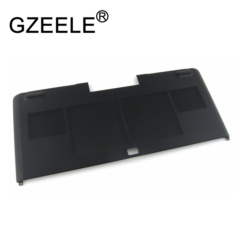 GZEELE New for DELL PRECISION 7710 7720 M7710 M7720 Bottom Base cover Access Panel Door - 73JTC 073JTC Bottom Door Rear case gzeele new for dell precision 17 7710 7720 m7710 m7720 top cover a case switchable lcd back cover n4fg4 0n4fg4 lcd rear lid case