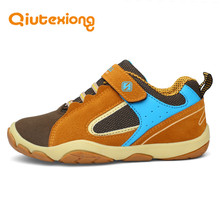 QIUTEXIONG Spring Autumn Children Shoes For Kids Sneakers Boys Girls Casual Sneaker Sport Shoe Breathable Mesh Running School