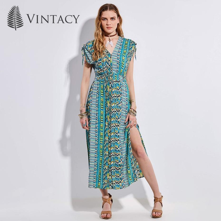 e8c12c92b86 Bohemian Hippie Maxi Dress - Gomes Weine AG