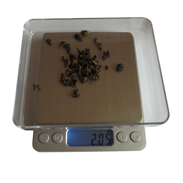 Kitchen scale mini electronic scale 0.1 electronic scales jewelry 0.01 heguoteng scale bird nest