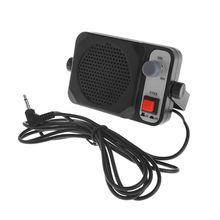 TS-мини Altoparlante Esterno ts650 в Yaesu Kenwood Icom Motorola Любительское радио CB КВ трансивер Авто Walkie Talkie