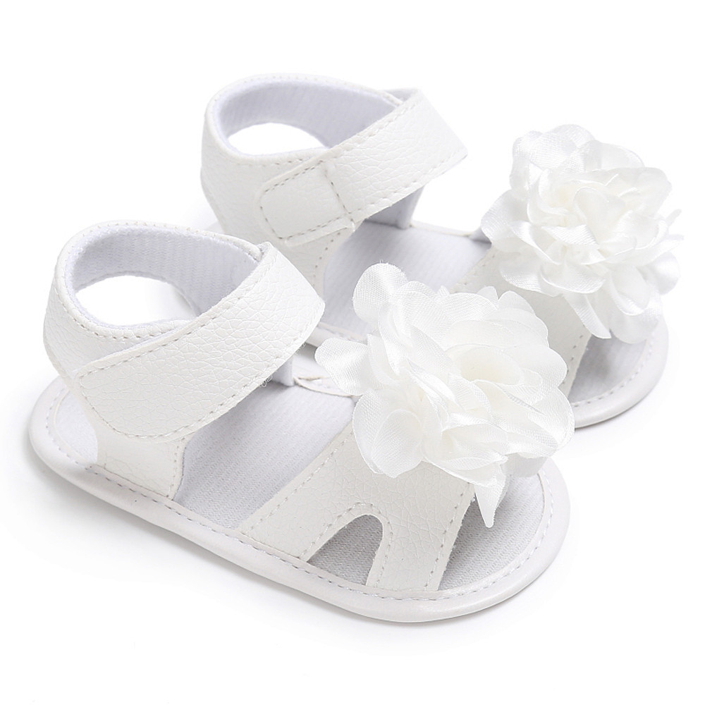 Aliexpress Buy Baby Girls Sandals Flowers Shoes Summer Toddler