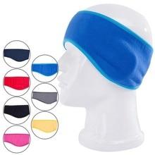 Fashion Female Winter Fleece Earband Stretchy Headband Earmuffs Ear Warmers Accessories For Men Women