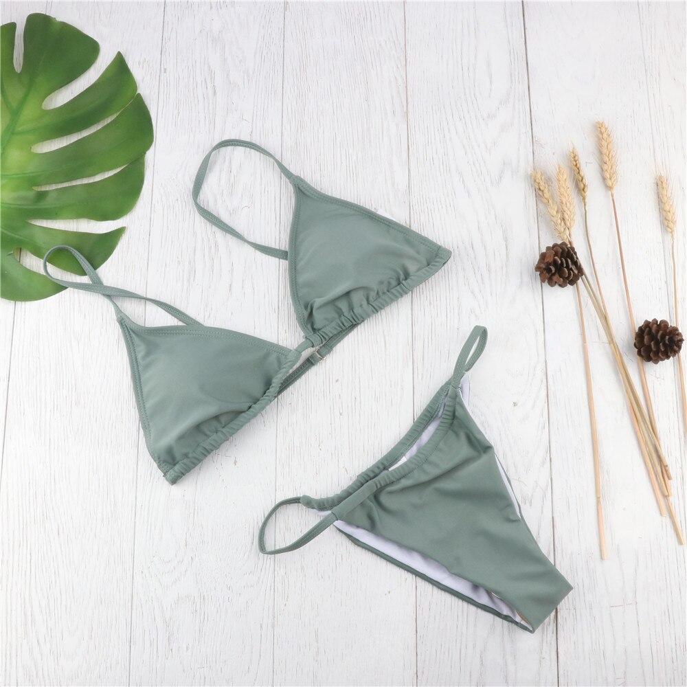 HTB1l9BJXInrK1RjSspkq6yuvXXaR Hirigin Thong Bikini 2019 Women Bequini Swimwear Summer Bathing Suit Push Up Padded Swimsuit Sexy Monokini Support Resell