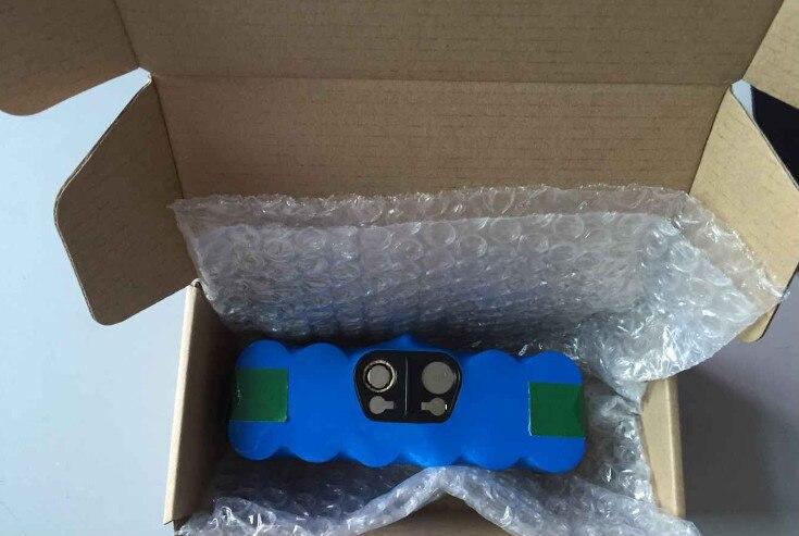 цена на Waterproof Blue Ni-MH 6000mAh Battery for iRobot Roomba 500 510 550 535 600 610 625 700 780 870 880 Robot Free Shipping