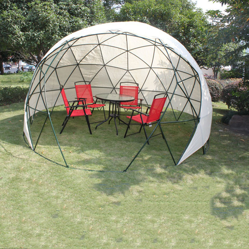 High grade Outdoor Leisure Kiosk Rain proof Greenhouse Fishing Tent Family Friends Gathering Tents