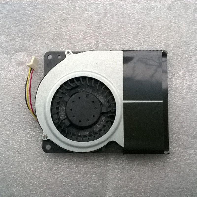 Nagykereskedelmi netbook laptop CPU hűtőventilátor, KLDP101F675308B 5V 0.40A