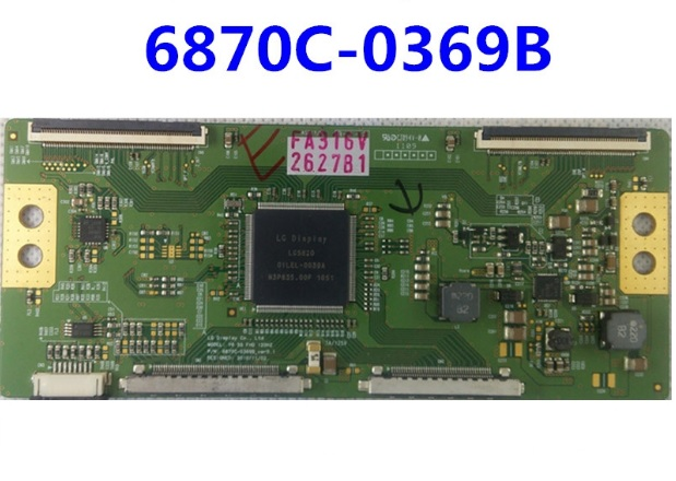 Placa lógica TCON Original Latumab para LG V6 55 FHD 120HZ 6870C-0369B 6870C-0369C TCON placa lógica, controlador LCD, envío gratis Rom Global OnePlus 8 Pro 5G Smartphone Snapdragon 865 de 6,78 ''120Hz líquido pantalla 48MP Quad cámaras IP68 30W de carga inalámbrico