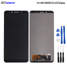 For UMI UMIDIGI S2 LCD Display Touch Screen 6.0 Inch Phone Accessories Umidigi Free Tools
