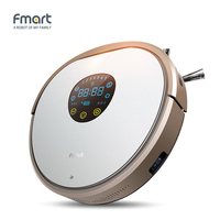 Fmart YZ V2 Robot Vacuum Cleaner For Home Cleaning Appliances Intelligent Cleaners Self Charge Side Brushs