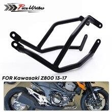 אופנוע מסגרת מגן פגוש קדמי מנוע משמר התרסקות ברים לקוואסאקי Z800 2013 2014 2015 2016