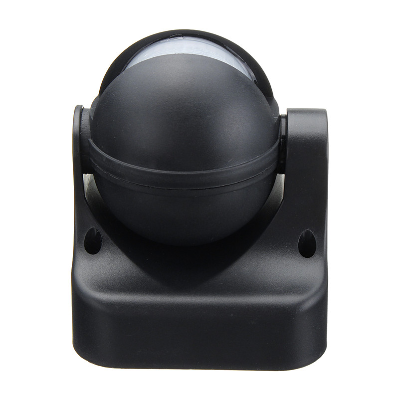 все цены на 180 degree Auto PIR Motion Sensor Detector Switch Home Garden Outdoor Light Lamp Switch Black Promotion