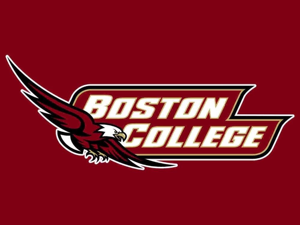 Спортивные товары НКАА Бостон Колледж Иглз стороны флаг 3 * 5ft клуб Баскетбол команда баннер 100d полиэстер НКАА флаги, баннеры