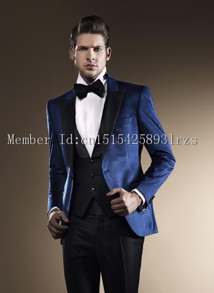 2015-New-Groom-Tuxedos-Peak-Black-Satin-Lapel-Men-s-Suit-Slim-Fit-Groomsman- Best-Man.jpg