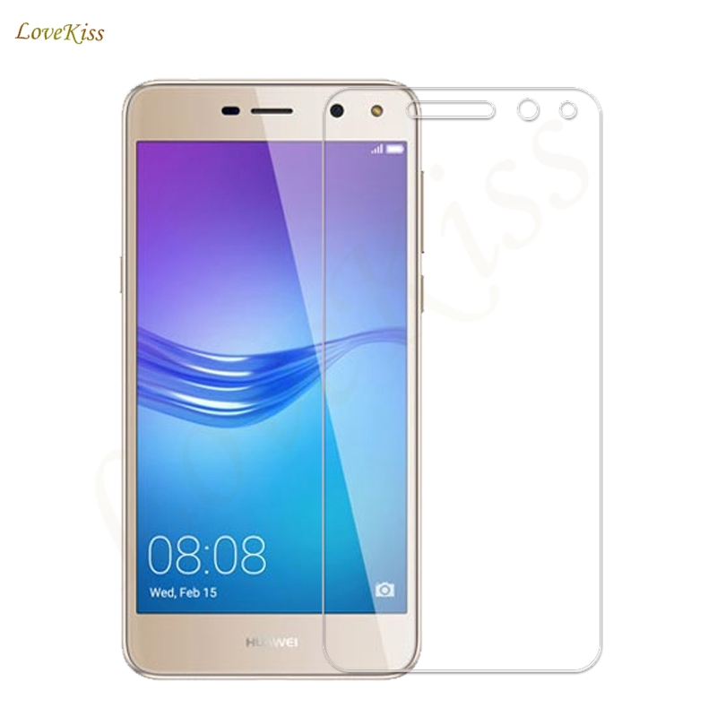 For Huawei Y5 <font><b>2017</b></font> MYA-L22 MYA-L23 9H Tempered Glass Cover For Huawei Y <font><b>5</b></font> <font><b>2017</b></font> MYA-L02 MYA-L03 Screen Protector Protective Film image