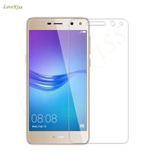For Huawei Y5 2017 MYA-L22 MYA-L23 9H Tempered Glass Cover For Huawei