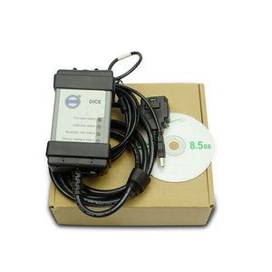 Image 2 - Multi Function For Volvo Vida Dice Pro Diagnostic Tool 2014D With Multi language Full Chip Green PCB For Volvo Dice Vida