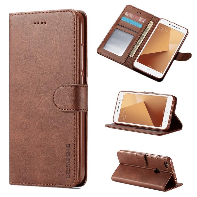 Чехол для Xiaomi Redmi Note 5 Pro 4X4 6 6A Флип кошелек книжная полка из искусственной кожи держатель для карт чехол для Xiaomi Mi A2 Lite телефона Coque