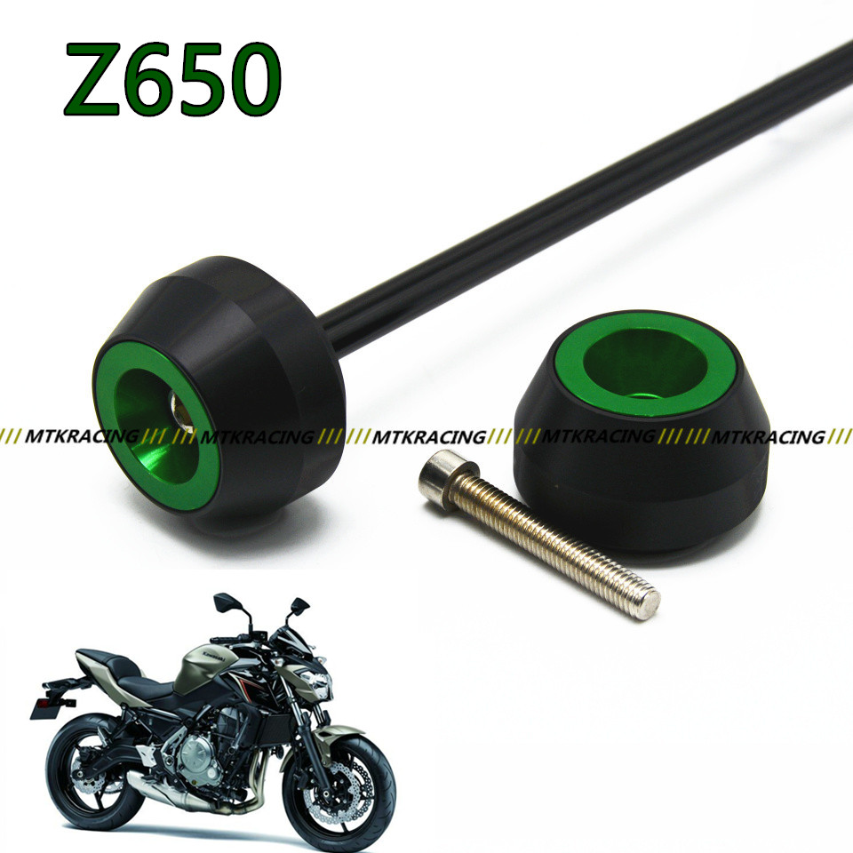 Free delivery for KAWASAKI Z650 2017 CNC Modified Motorcycle drop ball / shock absorber yuvraj singh negi biopolymers for targeted drug delivery systems