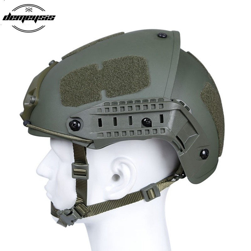 Army Combat Training Tactical Helmet Tactical Helmet Airsoft Gear Paintball Head Protector with Night Vision MountArmy Combat Training Tactical Helmet Tactical Helmet Airsoft Gear Paintball Head Protector with Night Vision Mount