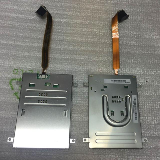 Placa de leitor de cartão w/cabo 0b46411 para lenovo thinkpad t430 t430i series