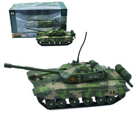 Alloy tank model Chinese type 99 battle tank model of military product alloy vehicles toy tanks boy's gift