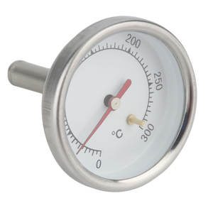 Stainless Steel Kitchen Food Meat Milk BBQ Thermometer