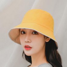 SUOGRY Fashion Soft Bucket Hat Women Outdoor Sports Hip Hop Cap Solid Unisex Summer Fishing Sun Panama For Man Newest Hats