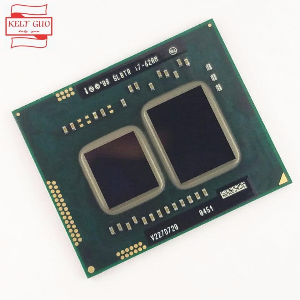100 New original CPU i7 620M SLBTR BGA chipset