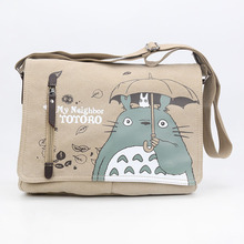 Attack On Titan Totoro Death note Zelda Shoulder Bag
